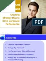 Balance Scorecard Presentation