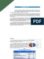 NE Socio Economic Profile (Agriculture)
