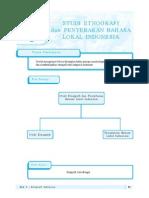 4. Studi Etnografi Dan Penyebaran Bahasa Lokal Di Indonesia