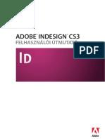 Adobe InDesign CS3 - TANFOLYAM A KÖNYVBEN