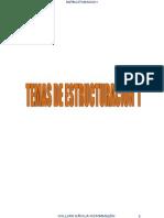 Temas de Estructuración 1 (1ra Unidad)