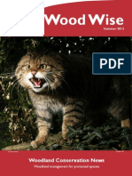 Wood Wise - Protected Species - Summer 2012
