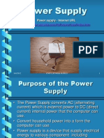 Power Supply PPT1