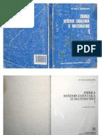 Vene Bogoslavov - Zbirka rešenih zadataka iz matematike 1