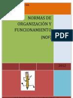 NORMAS DE ORGANIZACIÓN  Y FUNCIONAMIENTO
