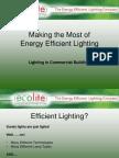 Low Enery Lighting - Ecolite 11-10
