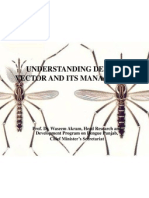 Module 1 - Understanding Dengue Vector and Its Management by Dr. Waseem Akram