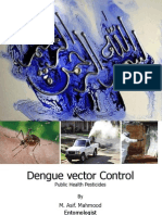 Module 3 - Denvue Vector Control by Dr. M. Asif Mahmood