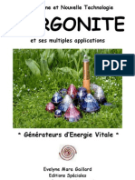 Brochure ORGONITE