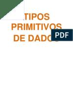 TIPOS PRIMITIVOS0