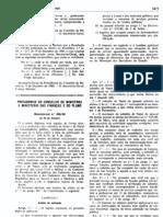 DL 496_80 - Sobre Subsidios