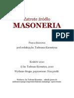Zatrute źródło MASONERIA