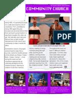 FCC Newsletter September '12