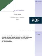 Apostila de Analise Multivariada