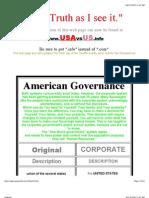 USA vs US