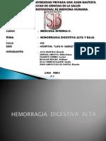 Seminario-HDA Y HDB