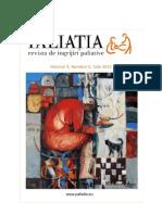 Revista Paliatia vol 5 nr 3