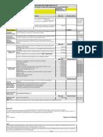 Tax Declaration Form 2012-13