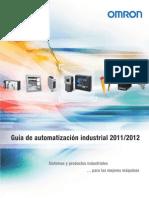 Guia de Automatizacion Industrial OMRON 2011