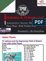 Mahindra Mahindra