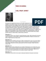 Esercizi Fisici Arnold Ehret