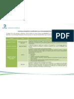 Modificacion Reglamento de Supervision de las actividades energéticas y mineras