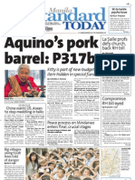 Manila Standard Today - September 5, 2012 Issue