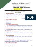 OMBD - QB Wth Answer - June 2012-1