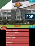 Marketing Strategy of Haldiram