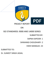Oqmproject Report
