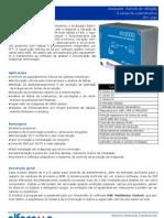 Analisador remoto de vibração AV2000