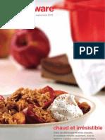 Brochure de septembre 2012