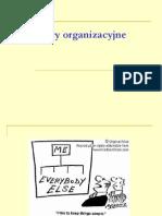 7. Struktury organizacyjne