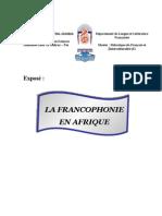 Francophonie en Afrique-1