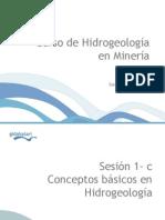 Gidahatari Curso HeM 1c Conceptos Basicos en Hidrogeologia