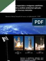 Fuentes de Datos Espaciales e Imagenes Satelitales