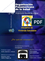 Iniciativa de Vivienda SaludableOPS