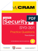 CompTIA Security+ SY0-301 Practice Questions Exam Cram,Third Edition