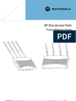 AP-51xx Access Point Product Reference Guide