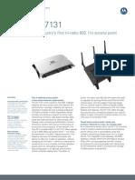AP 7131 Spec Sheet 0910 Web