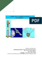 Diseño de un satélite artificial
