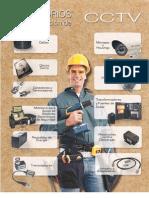 Catálogo de Accesorios CCTV 2012 Otoño
