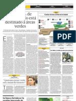 Reportaje de El Comercio sobre las áreas verdes del cercado de Lima
