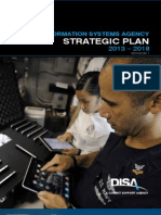 DEFENSE INFORMATION SYSTEMS AGENCY 2013 – 2018