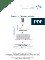 Toxines et Transferts ioniques