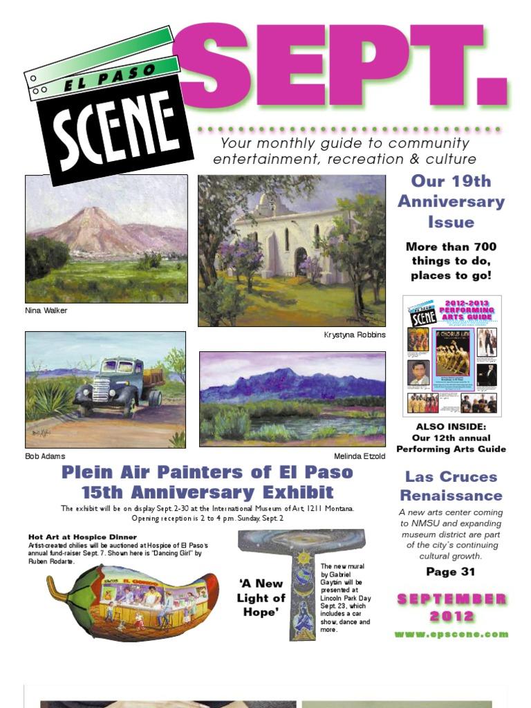 El Paso Scene September 2012   El Paso   Leisure