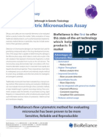 Micronucleus Assay