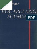 Congar, Yves - Vocabulario Ecumenico