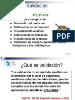 hplc Validacion