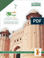 Introduction - Pakistan India Management Summit